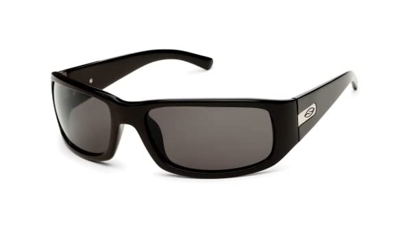 2e668f9f7a Smith Optics Projekt Sunglasses (Black with Gray Lens)  Amazon.ca  Sports    Outdoors