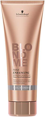 슈바르츠 전문가 BlondMe 샴푸, 1ce_e 팩 (1 x 250 ml)-4045787370041 (2017-04-07)