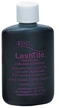 Ardell LashTite Adhesive 3/4oz Dark - Ardell Duralash Lashtite Adhesive