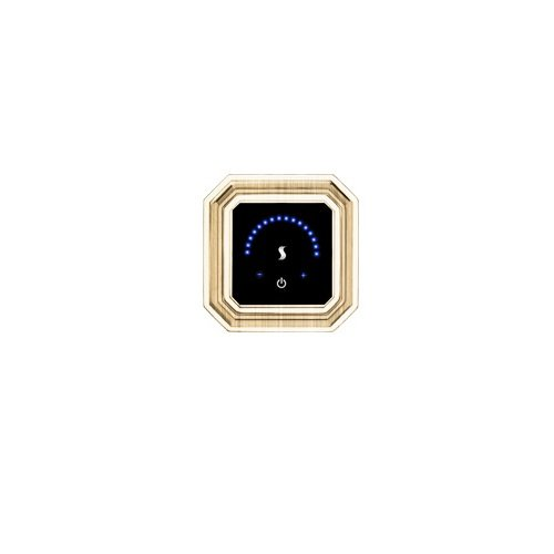 THERMASOL MTR-AB Micro Touch Microtouch Controller Regency Antique Brass