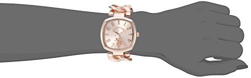 U.S. Polo Assn. Women's Quartz Metal and Alloy Casual Watch, Color Rose Gold-Toned (Model: USC40251AZ)