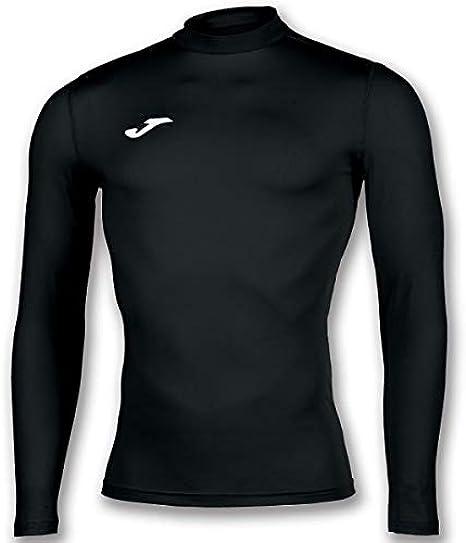Joma Academy Camiseta Termica, Hombre, Negro, L-XL: Amazon.es: Ropa y accesorios