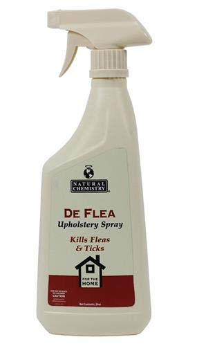Natural Chemistry 11063 Deflea Upholstery Spray Trigger, 24 Oz