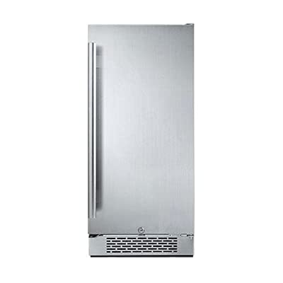 Avallon AFR151RH 15 Inch Wide 3.3 Cu. Ft. Beverage Center with Right Swing Door
