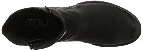 Nero 0101 Mjus 6002 Femme 6002 185621 Boots Noir Chelsea nq506TWZ5