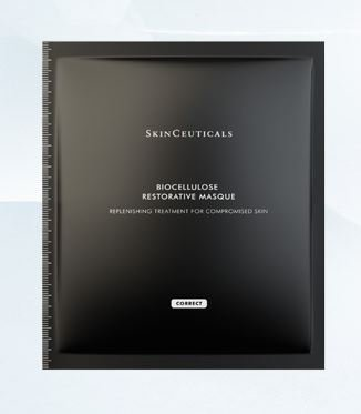 Skinceuticals Biocellulose Restorative Masque for Compromised Skin, 6 Count by SkinCeuticals