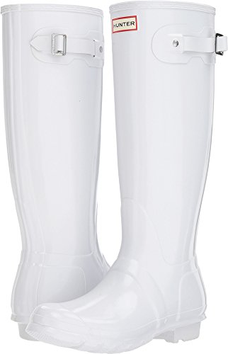 nal Tall Gloss White 7 M US ()