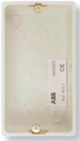 Niessen material diverso - Caja empotrar base enchufe seguridad para banos: Amazon.es: Bricolaje y herramientas