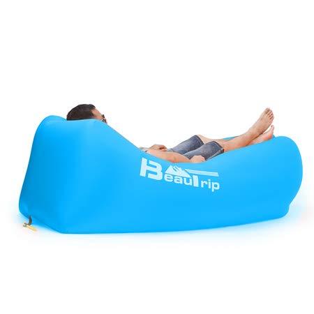 LINAE - Saco de Dormir Inflable para Piscina, para ...