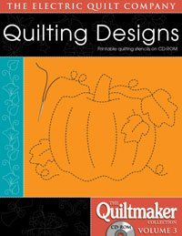 - Electric Quilt Quiltmaker Volume 3 Software By Electric Quilt - New!