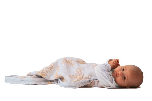 """Merino Kids """"Butterfly Linen Outer Baby Sleep Bag For 0-2 & 2-4 Years"""
