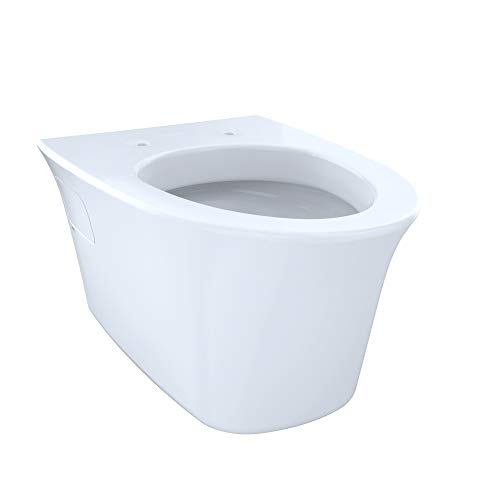 Toto CT486FG#01 1.6-GPF and 0.9-GPF Maris Wall-Hung Dual-Flush Toilet