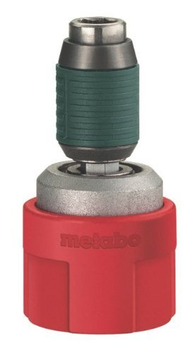 Metabo 627241000 Quick Bit Holder, 0 V, Green