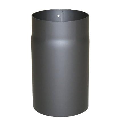 Estufa de hierro fundido gris 150 x 250 x 2 mm de conducto de humos tubo