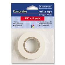 Staedtler Removable No Glare Artist's Tape - Online Glares
