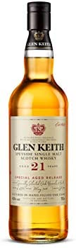 Glen Keith - Secret Speyside Single Malt Scotch - 21 year old Whisky