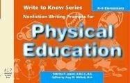 Write to Know: Book Elementary PE