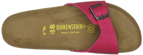 Birkenstock - Sandalias de material sintético mujer Rosa