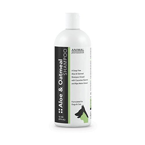 Animal Pharmaceuticals Aloe & Oatmeal Shampoo, 16 oz