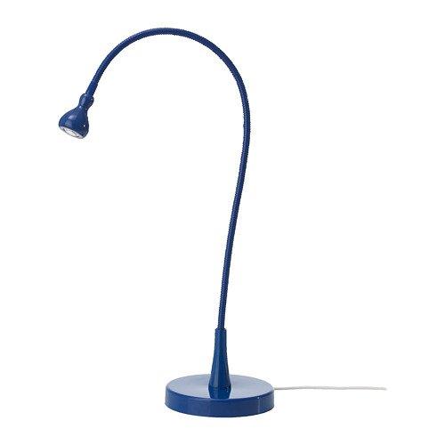 (IKEA Jansjo LED Work Lamp Dark Blue 803.999.20)