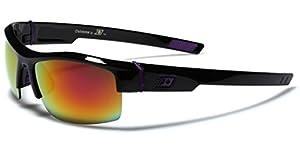 Half Frame Cycling Baseball Surf Wrap Around Sports Sunglasses