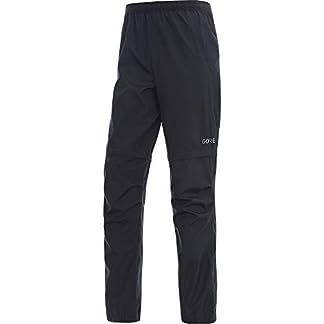 GORE Wear R3 Herren Zip-Off Hose GORE WINDSTOPPER, M, Schwarz 2
