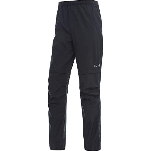 Gore Men's R3 Gws Zip-off Pants,  black,  L by GORE WEAR (Image #6)