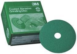 3M Green Corps Fibre Disc 01914, 5'' x 7/8'', 36, 20 Discs/bx (3M-1914) by 3M (Image #1)