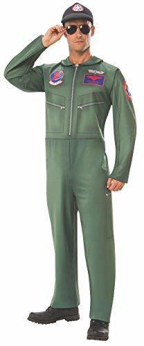 Rubie's Top Gun Adult Costume - S to XL