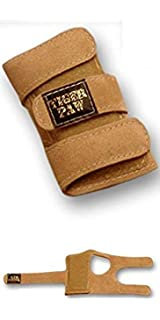 7ea781d92870 Tiger Paws Gymnastics Wrist Support Wraps | Comfortable & Low Profile  Injury Prevention | Featuring Adjustable