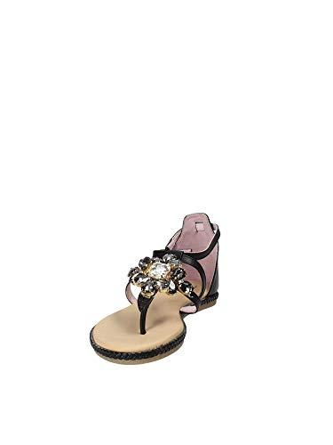 Sandales Stonefly Femmes Tongs 110497 39 Noir Hqqwav