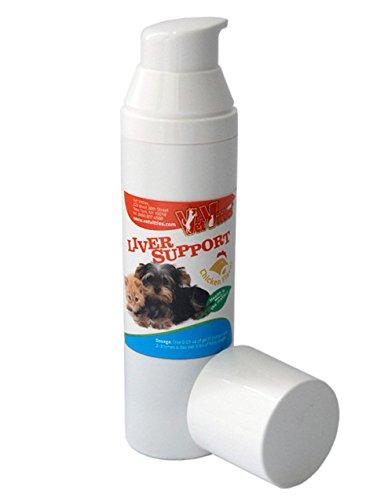 Pet Vitaminas Suplemento de hierbas Hígado Soporte para perros y gatos
