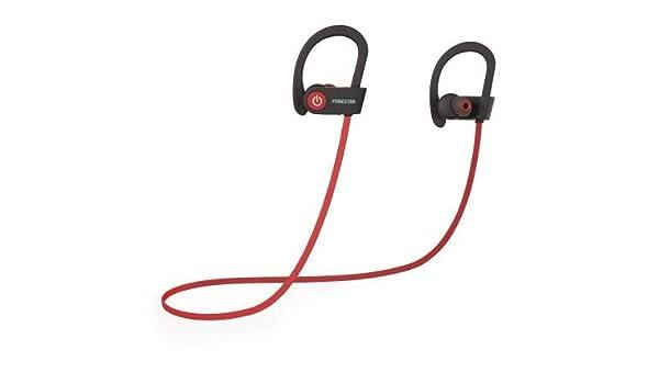 Auriculares deportivos bluetooth. Bluetooth 4.1: Amazon.es ...
