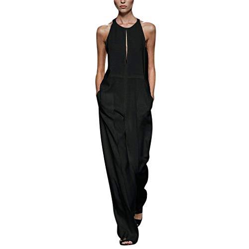 2019 Women's Striped Sleeveless Waist Belted Zipper Back