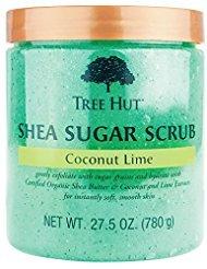 Tree Hut Tree Hut Shea Sugar Scrub 27.5 OZ (780g) (Choose Your Scent) (Coconut Lime) price tips cheap