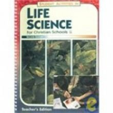 Life Science Student Activities Teacher Grd 7 2nd Edition