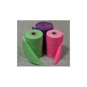 Dyna-Band Exercise Bands Bulk Rolls by Resistance Training