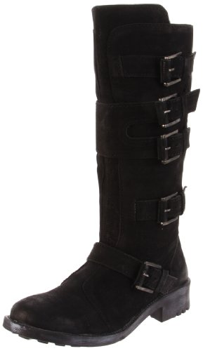 MIA Women's Aleshia Boot,Black,6.5 M US