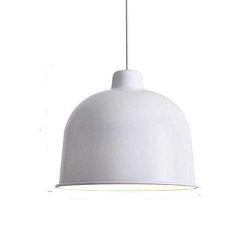 MAMEIMini Size 1 Light Black Iron Pendant Hanging Light Fixture 9.8 inch by MAMEI