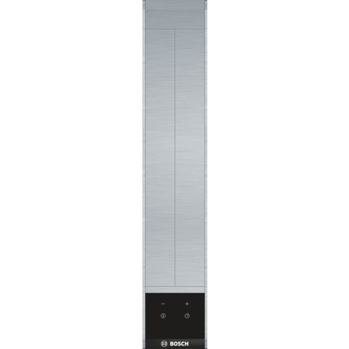 Bosch DIV016G50 Encastrada Acero inoxidable 600m³/h A+ - Campana ...