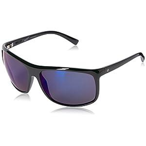 Electric Visual Outline Gloss Black Polarized Sunglasses