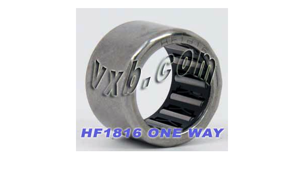 US Stock 5x HF1216 One Way Clutch Miniature Needle Roller Bearing 12 x 18 x 16mm