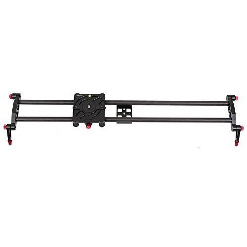 """Koolertron 40""""/100cm Or 32""""/80cm Carbon Fiber Track Slider D"""