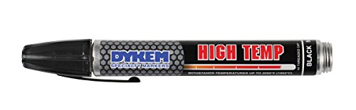 High Temp 44 Heat Resistant Paint Marker Black