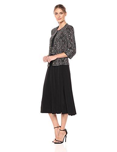 Sparkle Jacket Dress - 6