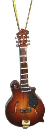 Miniature Mandolin Christmas Ornament (Mandolin Ornament)