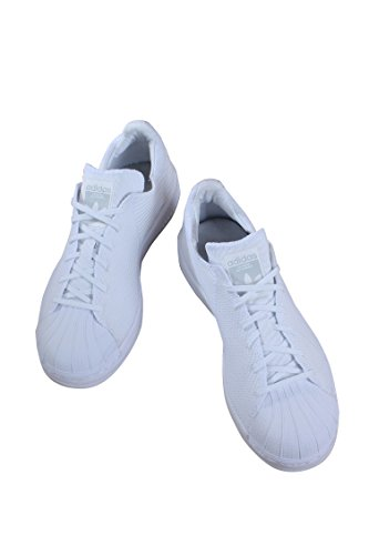 Adidas Originaux Superstar Bounce Pk J Blanc