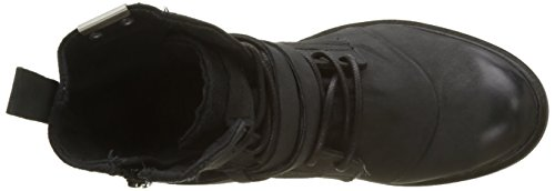 Bunker Black Black Boots Ankle Nf1 Koly Women's grqxPrwF0
