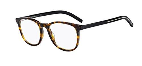 New Christian Dior Homme Black Tie 242 581 Havana Black Eye Wear Eye - Wear Mens Dior