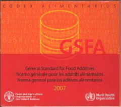 Download General Standard For Food Additives: Gfsa 2007. Codex Alimentarius PDF